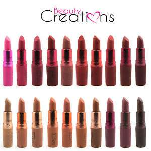 Labiales Mate BEAUTY CREATIONS